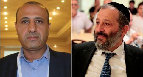 وزير الداخلية يعيّن طاقمًا خاصًا لمتابعة الكورونا بالمجتمع العربي برئاسة أيمن سيف