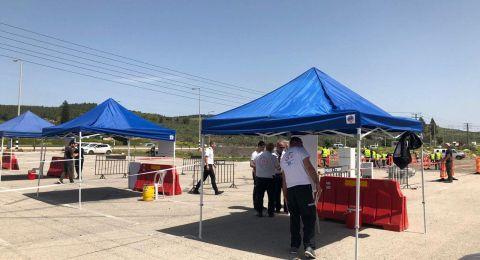 الهيئة العربية للطوارئ تناشد المواطنين بالذهاب لإجراء فحوصات في عارة وغدًا طمرة
