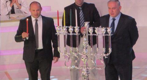 تصدعات في اليمين الاسرائيلي
