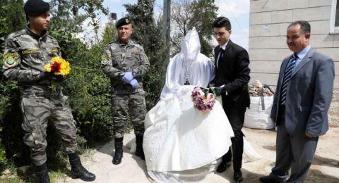 في الخليل .. زفاف بلا مراسم