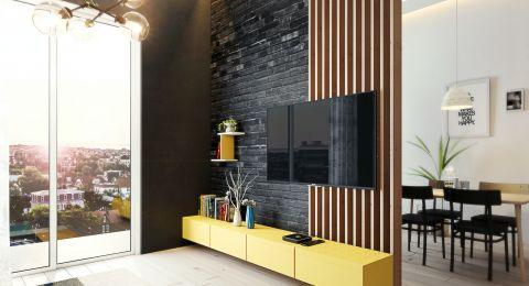 ديكورات جبس جدران للتلفزيون