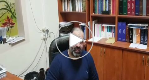 اللجنة المحلية بيافة الناصرة تشكر الاهالي