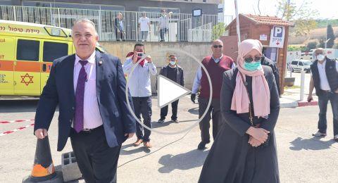 علي سلام لبكرا: طالبت وزارة الصحة ان يعاملوني كما يعاملون ايلي بردع رئيس بلدية المجيدل