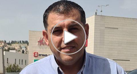 حسام أبو بكر لبكرا: نسبة البطالة في إسرائيل وصلت الى اكثر من 23% واكثر من مليون عامل