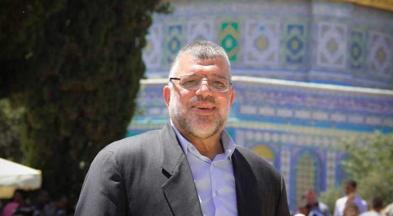 سلطات الاحتلال الإسرائيلي، تمدد الاعتقال الإداري للقيادي في حركة