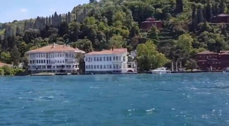 اسطنبول- شاهدوا بيت نور ومهند من المسلسل الشهير