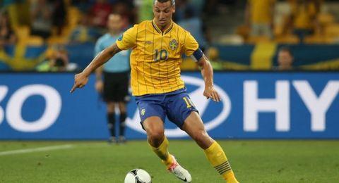 إبراهيموفيتش يرشح السويد للتتويج بمونديال 2018