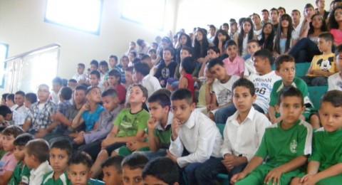 مدرسة دير حنا بكرة القدم تحتفل بتخريج أفواج جديدة