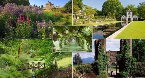 أجمل الحدائق العمومية في انجلترا