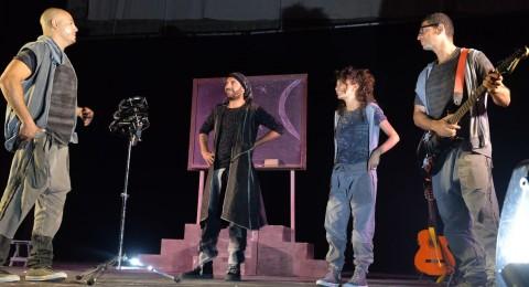 نجاح منقطع النظير لمسرحية ( لحالي لبالي) في مدرسة اورط على اسم حلمي الشافعي عكا