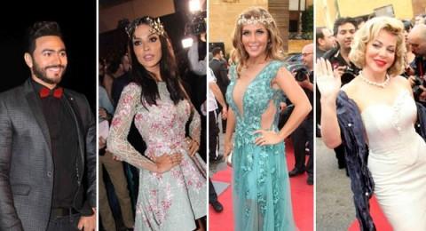 من هم النجوم المكرمين بجوائز الموريكس دور 2016؟