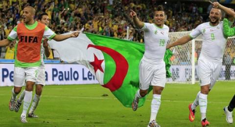 منتخب الجزائر يصل الى الدوحة اليوم لتكريمه