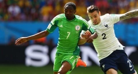 فرنسا تتغلب على نيجيريا وتبلغ دور الثمانية