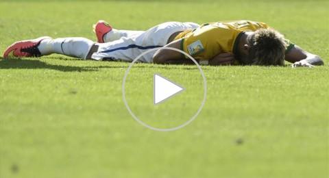 نيمار يغيب عن مران البرازيل للاصابة وشكوك حول مشاركته امام كولومبيا
