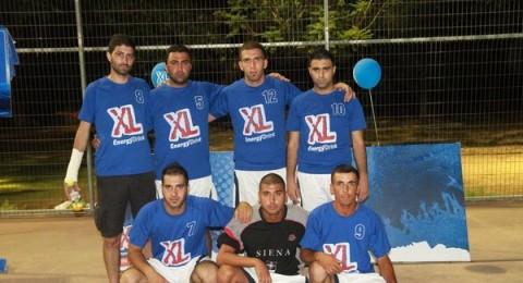 منافسة دراماتيكية باليوم الثالث لتصفيات كأس xl 2012 في جديدة -المكر