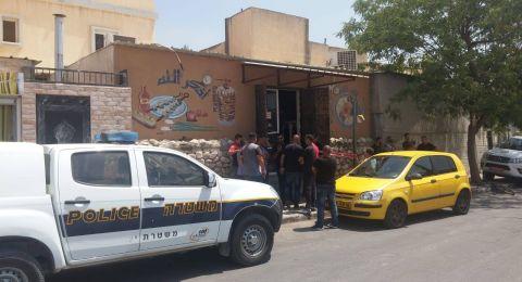 إصابة شاب بإطلاق نار في تل السبع