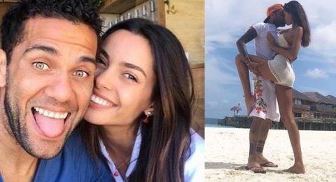 صور: ألفيس وزوجته يقضيان عطلةً