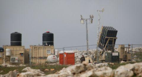 إسرائيل تكشف أسباب فشل منظومة الدفاع الجوي في إسقاط صاروخين سوريين