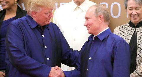 ترامب: انتظروا مني مباراة ملاكمة مع بوتين