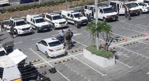 امّ الفحم: الشرطة تستعد لصلاة الجمعة والمظاهرة