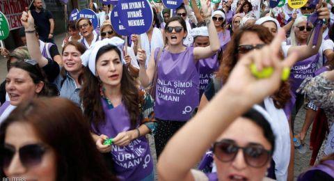 غضب النساء يشعل تركيا.. و