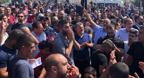 النائب جبارين: بنضالنا الجماهيري المتصاعد سنتغلب على العنف والجريمة