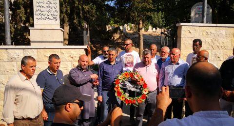 كفر كنا: اختتام المسيرة المركزية احياءً لذكرى هبة القدس والأقصى
