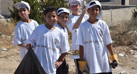 حملة اليوم العالمي للنظافة في محافظة بيت لحم ستنطلق في الثامن من تشرين أول تحت شعار بيت لحم نظيفة وخضراء