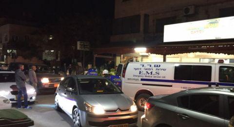 كفرقاسم: اطلاق النار واصابة امرأة (26عاما) اصابة متوسطة