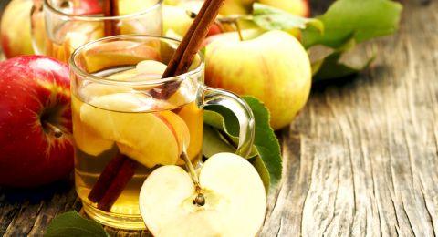 إليك طريقة الشاي بالتفاح والقرفة