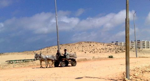 رغم التحذيرات.. 400 ألف إسرائيلي يزورن شبه جزيرة سيناء