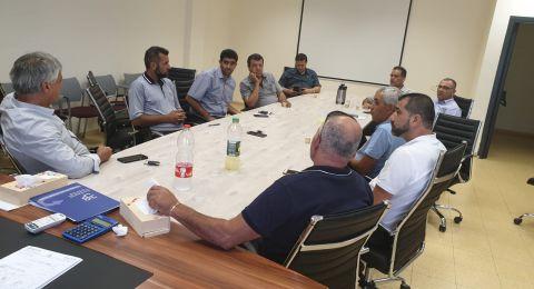 عرابة: اللجنة الشعبية تقرّ برنامج إحياء ذكرى هبة القدس والأقصى