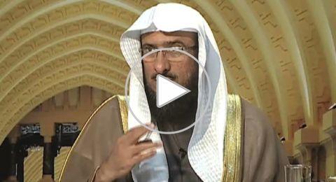 بالفيديو.. الشيخ الماجد: عمل المرأة مع رجال أجانب لا حرج عليها..