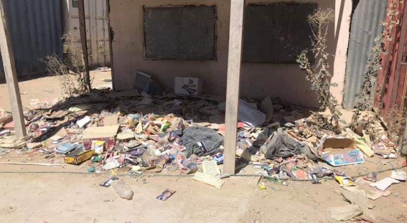 الاضراب في مدارس قرية وادي النعم يدخل اسبوعه الثاني ، ولا حياة لمن تنادي !!