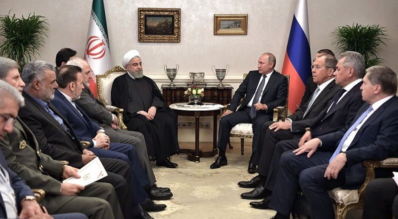 إيران تهنئ اليهود في عامهم الجديد