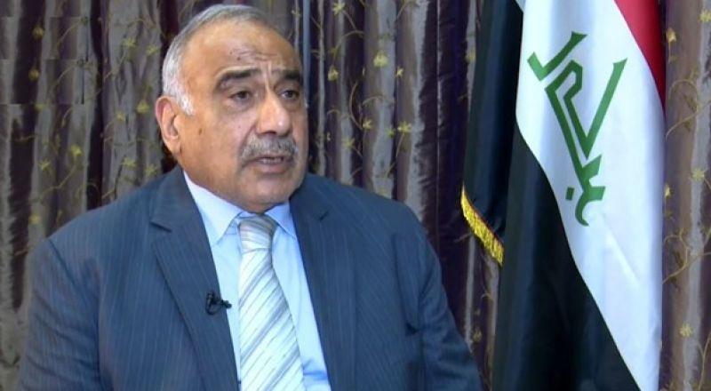 العراق- عبد المهدي: نستجيب للمطالب المحقة لكن هناك محاولات لاستغلال التحركات