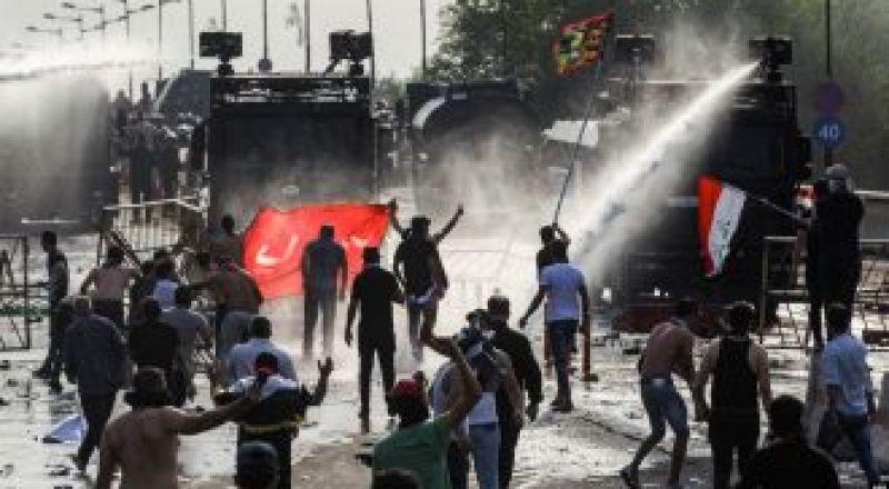 مصدر طبي: أعداد ضحايا التظاهرات في العراق تجاوزت 100 قتيل