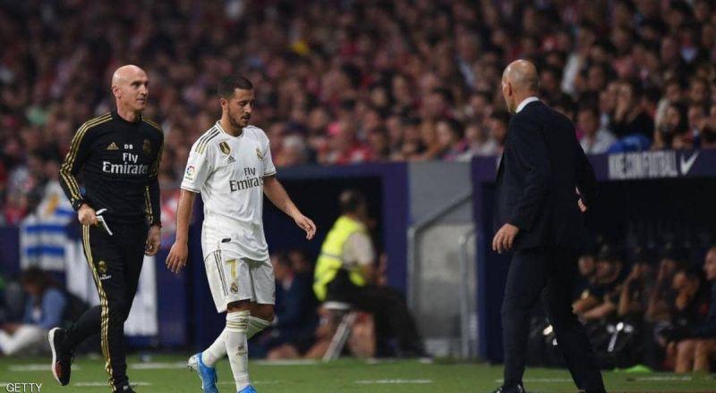 ديربي مدريد.. زيدان يكشف