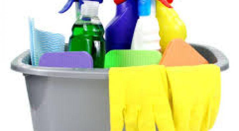 كم مرة يجب القيام بأعمال التنظيف في المنزل؟