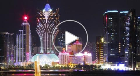 جزيرة ماكاو بالصين: مغامرة ... لكن بلى مقامرة