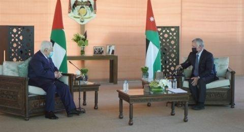 ملك الأردن يدعو إلى تكثيف الجهود لإنهاء الصراع الفلسطيني الإسرائيلي