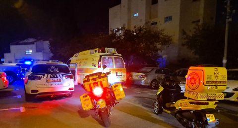 إصابة حرجة لرجل اثر سقوطه في حيفا .. وإصابات بإطلاق نار في جت وجلجولية