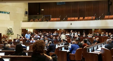 نتنياهو يعلن عن موقفه من اقتراح حل الكنيست الذي سيطرح يوم الأربعاء