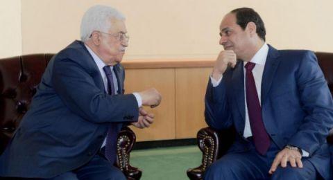 قمة فلسطينية مصرية اليوم في القاهرة