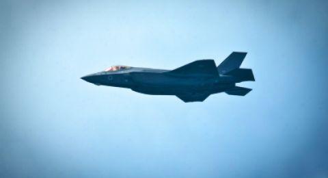 تحليق كثيف للطيران الحربي الإسرائيلي فوق الأراضي اللبنانية