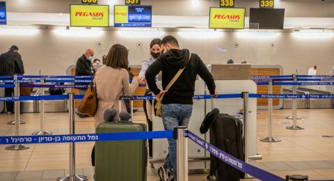 1434 حالة كورونا جديدة .. انتهاء اغلاق الناصرة وتشديدات متوقعة على السفر