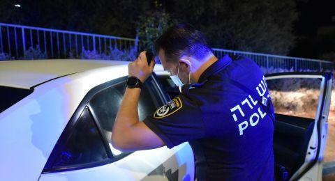الشرطة تناشد المساعدة بالبحث عن عمر ابو شهاب