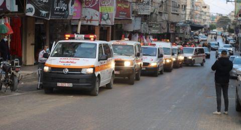 غزة: خمس وفيات و748 إصابة جديدة بكورونا خلال 24 ساعة
