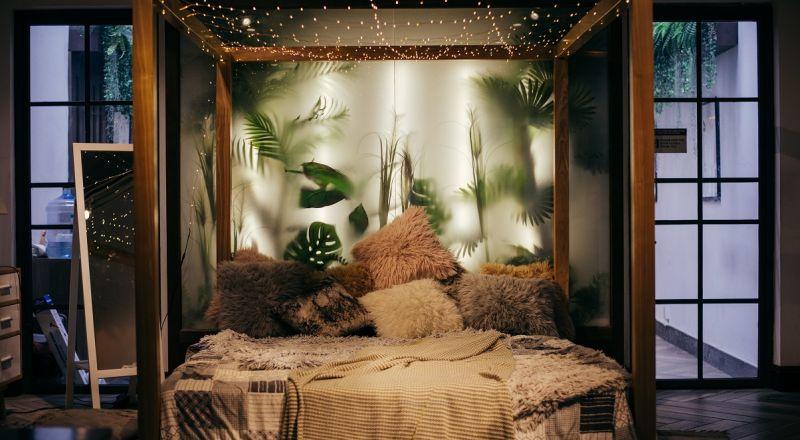 اليك افكار لغرف نوم معاصرة