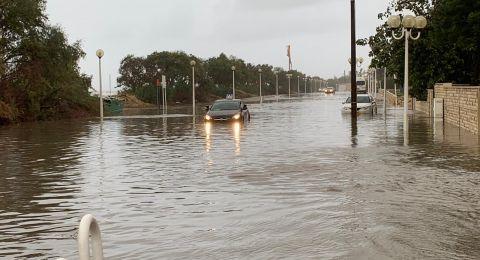 على ضوء حالة الطقس المرتقبة: الاطفاء والانقاذ يحذز من المجازفات في الانهار والوديان